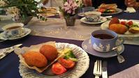 7月の紅茶教室 - フレイムハウス通信