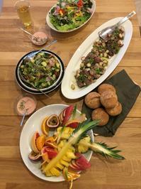 8/1 ハワイアン料理教室メニューが決まりました 残り3名空席があります - くらしの教室+KUUKI(東京都世田谷)