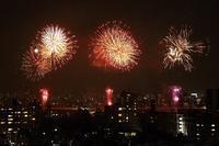 東京花火の一番乗り。暑い夏を足立の花火で涼んで下さい(第一弾) - 旅プラスの日記