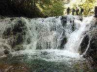 真夏の荒城川沢ハイキング! - 山にでかける日