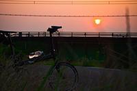 熱烈的気温に付き自転車通勤断念 - 空のむこうに ~自転車徒然 ほんのりと~