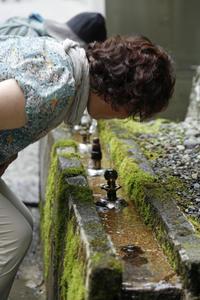 水を飲むということは - みるはな写真くらぶ