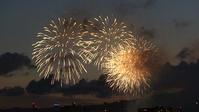2018年7月21日第40回記念芦屋サマーカーニバル花火 - 写真で楽しんでます! スマホ画像!