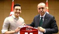 『メスット・オジル、サッカードイツ代表から引退』/ TRT - 『つかさ組!』