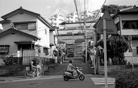 住宅街 - そぞろ歩きの記憶