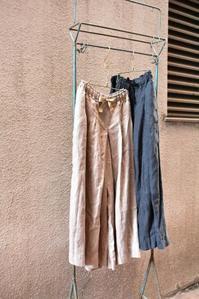 Veritecoeur::Hakama Pants&Sbrina Stretch Pants - JUILLET