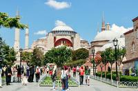 トルコ旅3 アヤソフィアへ - 徒然なるままに....