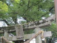 玉垂社と黒男社、どちらも武内宿禰をまつる - 地図を楽しむ・古代史の謎