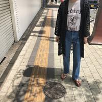 シースルーガウン - 「NoT kyomachi」はレディース専門のアメリカ古着の店です。アメリカで直接買い付けたvintage 古着やレギュラー古着、Antique、コーディネート等を紹介していきます。