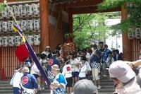 祇園祭花傘巡行2009(9) - M8とR-D1写真日記
