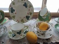レモンティースカッシュを飲みながら - BEETON's Teapotのお茶会