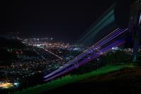 北海道三大夜景の小樽市 - 北国の花鳥風月