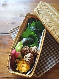 7.23おにぎり弁当&もふもふさんからの奇襲 - YUKA'sレシピ♪
