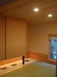 デザインな和室 - 函館の建築家 『北崎 賢』日々の遊びと仕事