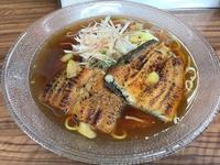 金沢(有松):麺や 福座(フクゾ)「冷鰻めん」 - ふりむけばスカタン