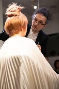 vol.106「森本 泰広の仕事」 - Monthly Live    営業後の美容室での美容師による単独ライブ