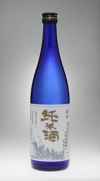 福稲 吟醸純米酒[片岡酒造場] - 一路一会のぶらり、地酒日記