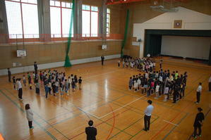 1学期終業式 - 羅臼町立羅臼小学校ブログ