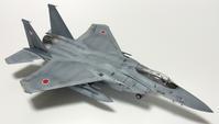 プラッツ 1/72 F-15J - 熱帯夜から見始めた模型を作る夢