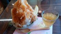 茶工房かはだの和紅茶かき氷 - Welcome !