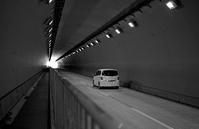 隧道にて - そぞろ歩きの記憶
