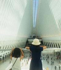 ワン・ワールドトレードセンターへ社会見学 - NY/Brooklynの空の下