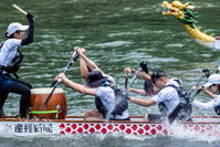 日本国際ドラゴンボート選手権大会に行ってきました(1) - シセンのカナタ