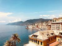 イタリアの旅 vol.26『カモッリ❸(海の見える部屋)』 - ゴローザ通信