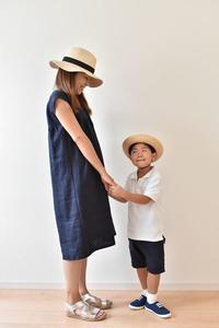 男の子ママ必見です♫お揃いコーデ服 - 親子お揃いコーデ服omusubi-five(オムスビファイブ)