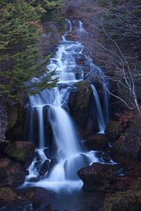 夜明けの日光へ滝を撮りに行こうか - 彩りの軌跡