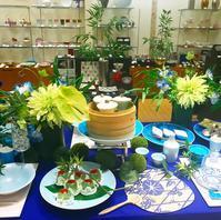 「三世代で囲む帰省の食卓」岩田屋アリタポーセリンラボ - Table & Styling blog