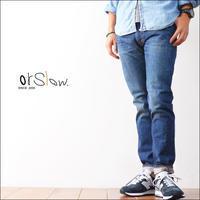 orslow [オアスロウ] IVY FIT JEANS / 2YEAR WASH [01-0107W-84] アイビーフィットジーンズ/ツーイヤーウォッシュ・デニムパンツ MEN'S - refalt   ...   kamp temps