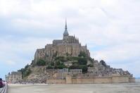 フランス旅行③モンサンミッシェル - つれづれ日記