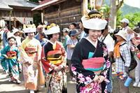 花嫁行列…会津田島祇園祭 - Taro's Photo