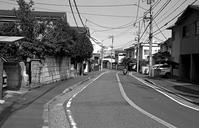周辺道路の記憶 - そぞろ歩きの記憶
