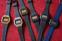 CASIOの時計!!!! - DAKOTAのオーナー日記「ノリログ」