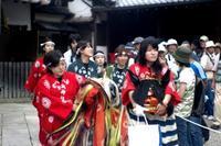 祇園祭花傘巡行2009(11) - M8とR-D1写真日記