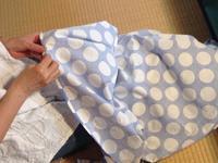 あまたの会番外編『ちくちく手縫いの会』ご報告 - MOTTAINAIクラフトあまた 京都たより