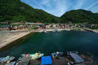 夏の漁港Ⅱ - デジタルで見ていた風景