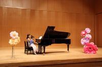 ジャイアントフラワー ピアノ発表会 - ソンブレイユ