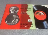 デ・ヴィートのブラームス・ダブルコンチェルト1952 - いぼたろうの あれも聴きたい これも聴きたい