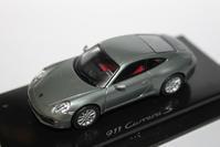 1/64 Kyosho OEM PORSCHE 911 Carrera S - 1/87 SCHUCO & 1/64 KYOSHO ミニカーコレクション byまさーる