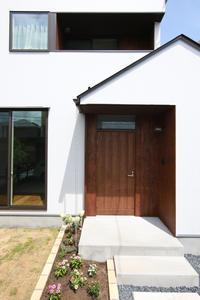 竣工写真東中島の家 - 加藤淳一級建築士事務所の日記