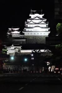 藤田八束のお城訪問@白鷺の城姫路城、世界文化遺産姫路城をもっと観光に利用して欲しい・・・姫路市への観光客からの意見 - 藤田八束の日記