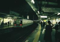 終電車 - ティダぬファの雑記帳