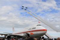 千歳航空祭2018 ブルーインパルス展示飛行 - 飛行機&鉄道写真館