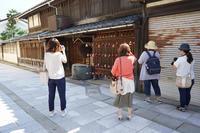 カメラさんぽ@敦賀市博物館通り キトテノワさんでお茶も♪ - 田舎のカメラ女子ライフ♪