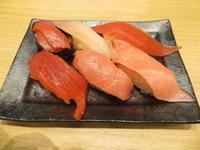 北海道海鮮市場寿司 とっぴ~ VenusFort店   ☆☆☆☆ - 銀座、築地の食べ歩き