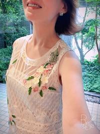 『暑い夏は清涼感コーデで爽やかに🌱✨』 - Jinka Nezu