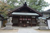 名古屋の那古野神社 - レトロな建物を訪ねて